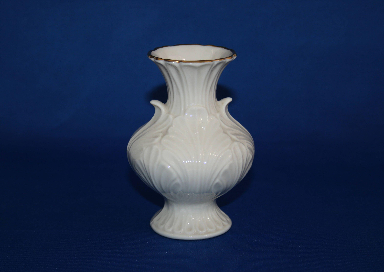 Vintage lenox china elfin vase 24kt gold trim flower vase bud vase vintage lenox china elfin vase 24kt gold trim flower vase bud vase miniature porcelain china vase circa 1983 88 usa reviewsmspy