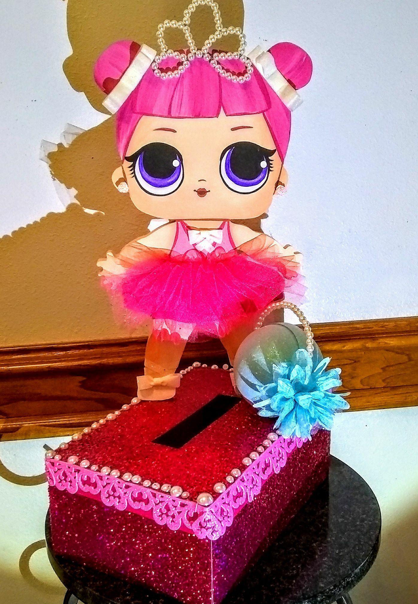 Lol Doll Center Stage Valentine S Day Card Box Valentine S Day