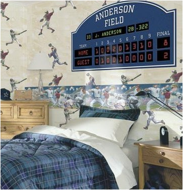 Young Boys Sports Bedroom Themes   Design Inspiration Of Interior,room,and  Kitchen