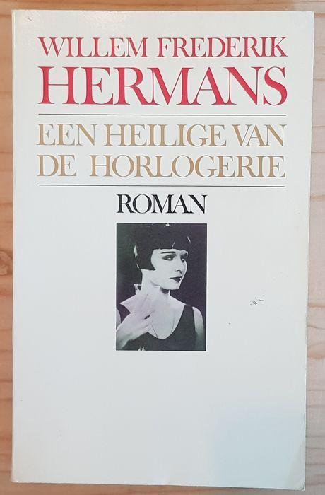 Pin op WF Hermans