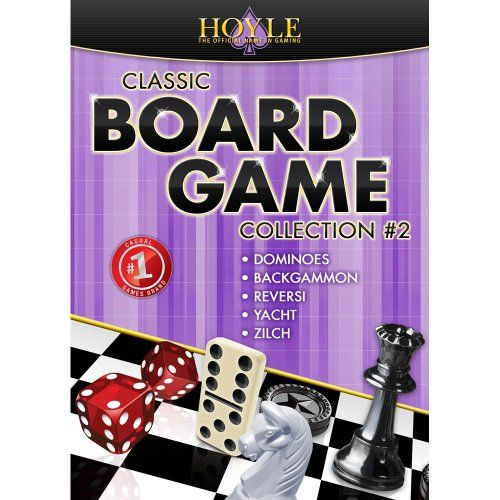 Hoyle Classic Board Game Collection 2 [Download]