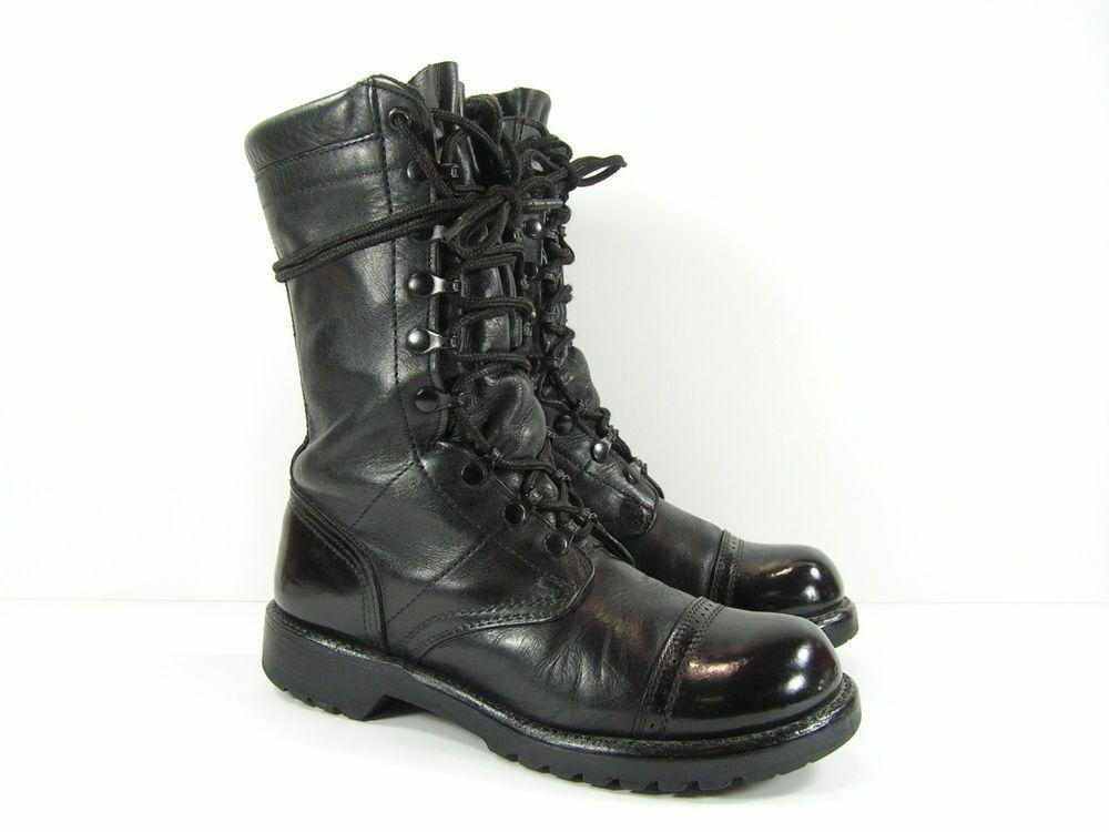 Corcoran combat boots womens 8 M black