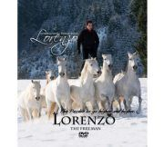 Lorenzo the Flying Frenchman....a man and his horses.