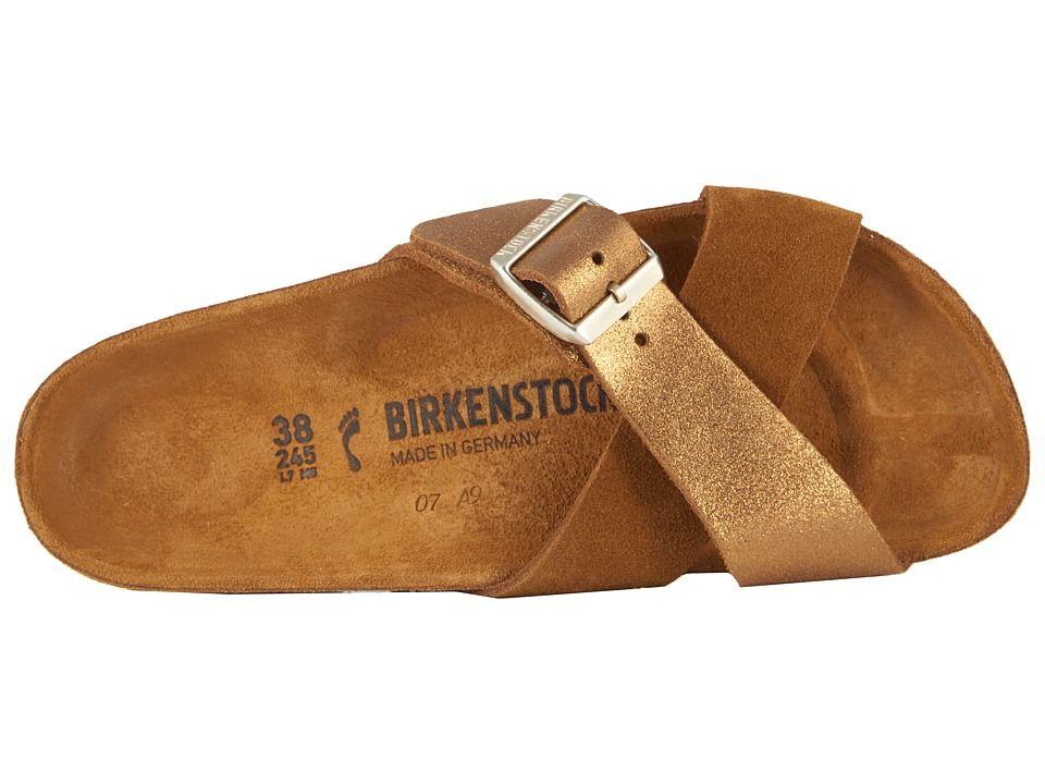 cade58fae8dc Birkenstock Siena Exquisite Women s Sandals Mink Suede