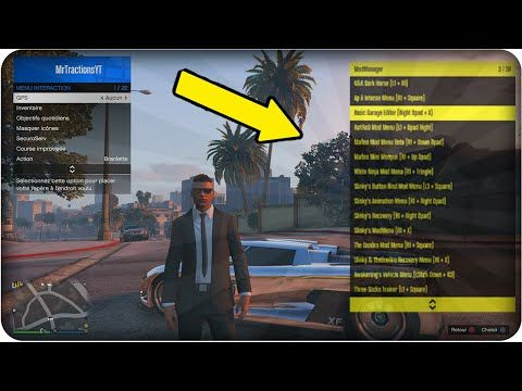 TUTO PS4 - INSTALLER MOD MENU SANS JAILBREAK SUR GTA 5