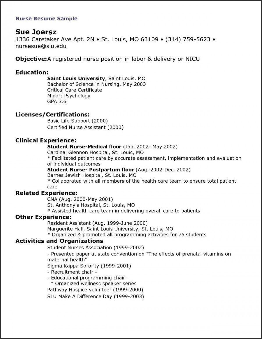 Resume Format Indeed Resume Templates Nursing Resume Student Nurse Resume Nursing Resume Template