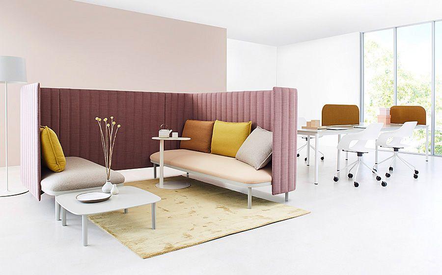ophelis sum | DB Project - DE Pasadena | Open space büro, Lounge ...