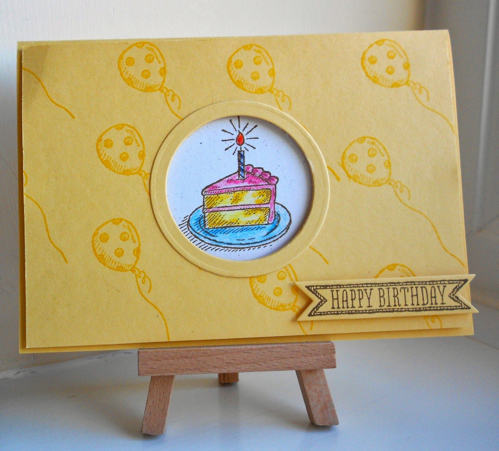 The Firefly Studio Sketched Birthday Wishes Stampin Up