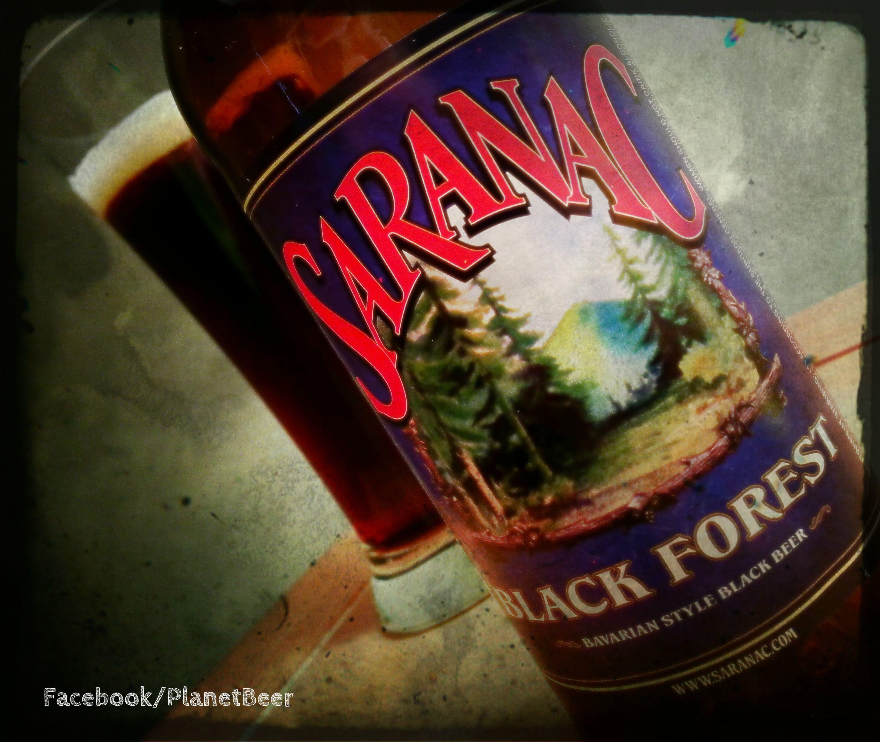 Saranac Black Forest Beer Craftbeer Craft Beer Beer Beer Can