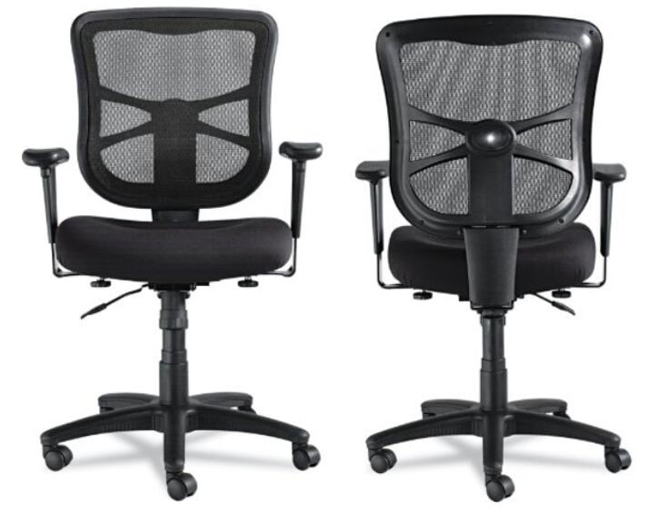 Best Alera Elusion Series Mesh Mid Back Multifunction Chair Reviews Office Chair Best Ergonomic Office Chair Ergonomic Office Chair