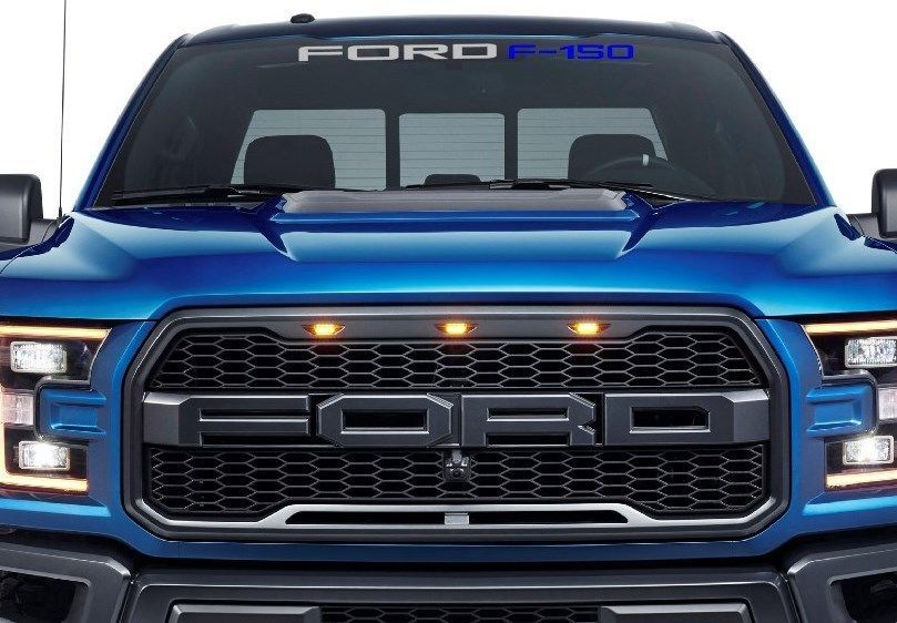 Ford F150 Windshield Decal Ebay Motors Parts Accessories Car Truck Parts Ebay Ford F150 F150 Windshield