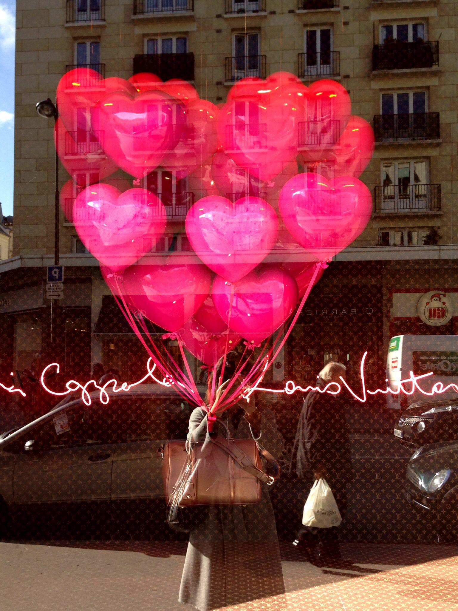 Sofia Coppola for Louis Vuitton At Bon Marche oktober 2013