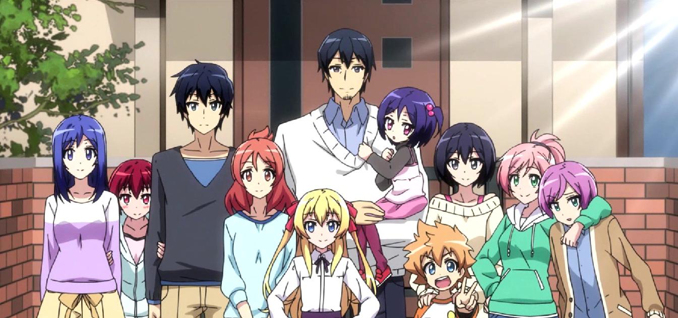 Joukamachi no Dandelion Anime family, Anime, Anime films