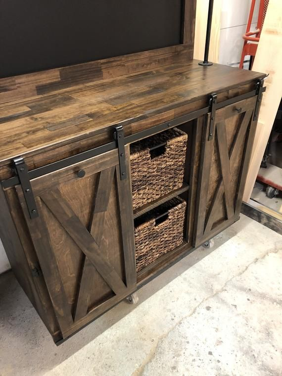 Weston Chalkboard Coffee Bar Buffet Free Shipping Etsy Rustic Furniture Furniture Coffee Bars In Kitchen