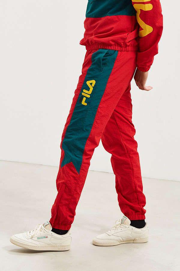 ffab9678e6612 FILA Logo Sling Bag | Men's Fashion | 80s fashion men, Fashion, 80s ...