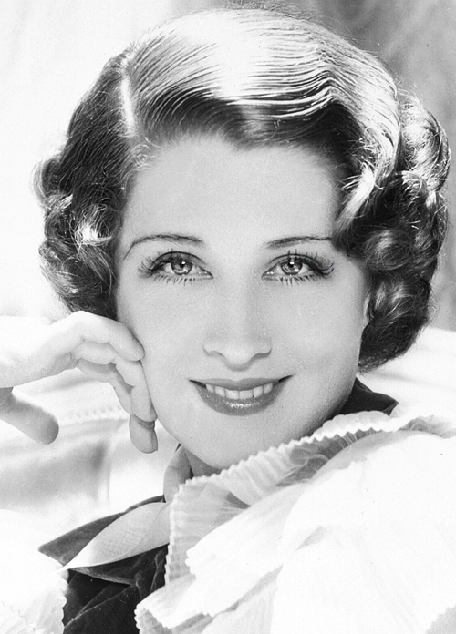 Norma Shearer Actress Died June 12 1983 Born August 10