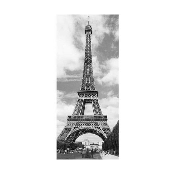 Brewster DM524 Eiffel Tower Wall Mural Eiffel Tower Home Decor Murals ($50) ❤ liked on Polyvore featuring home, home decor, wall art, eiffel tower, murals, wallpaper, interior wall decor, eiffel tower wall art, eiffel tower wall mural and black and white photography wall art