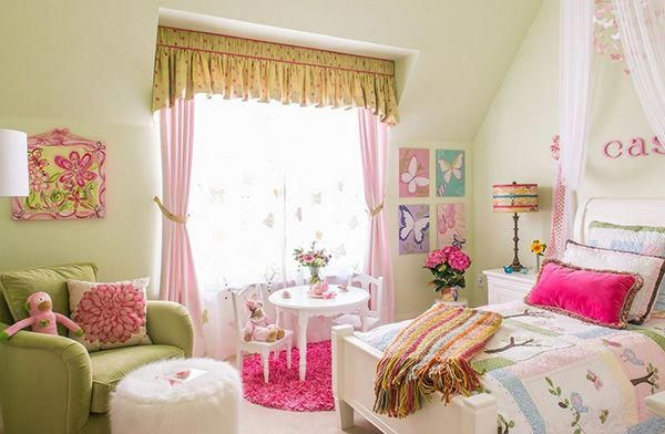 20 Chic and Beautiful Girls Bedroom Ideas For Toddlers Home Design