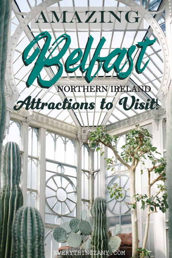 Best Attractions and Things To Do in Belfast For Weekend Breaks