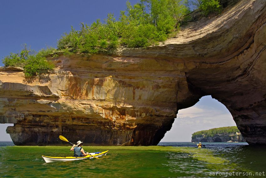 Kayaking in Upper Michigan,  #Solederm #Masquelier's #soledermsummer #AfterSun #aftersunlotion