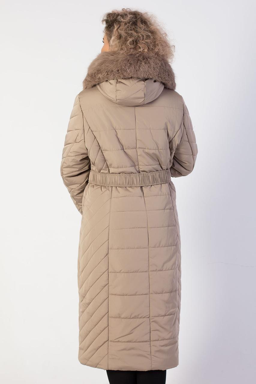 b158cc64c800 Пуховик пальто зимнее Damader №1708: продажа, цена в Одессе. пуховики  женские от