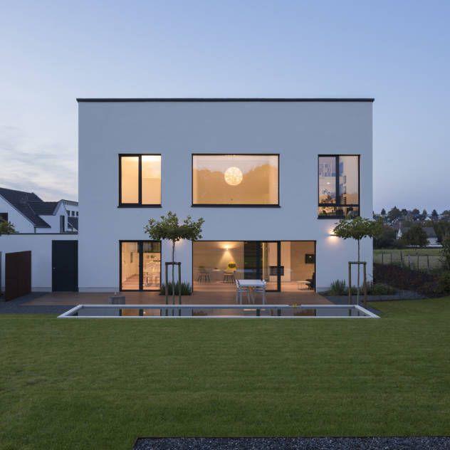 Häuser, Hausbau, Architektur Und Bilder In 2019