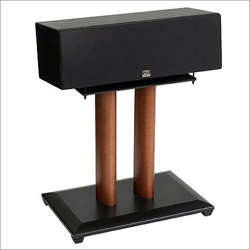 sanus speaker stand in cherry - Sanus Speaker Stands