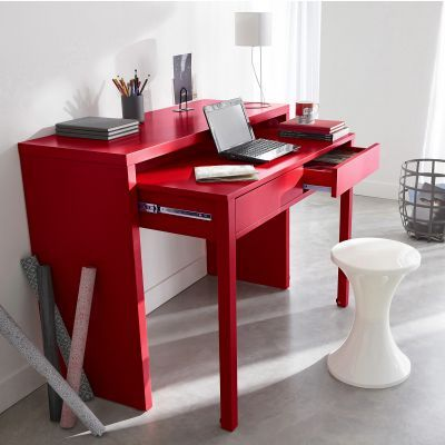 Colorful Space Saving Desk No Help On The Link But This