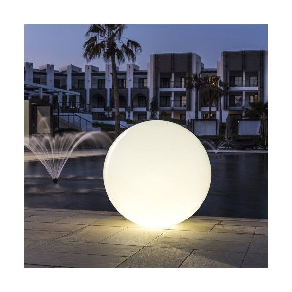 Smart Green Globe Led Indoor Outdoor Lamp 299 Liked On Polyvore Featuring Home Outdoors Outdoor Ligh Outdoor Floor Lamps Outdoor Lamp Outdoor Entryway