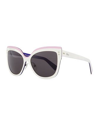 403ef9110a64 Exquise Cat-Eye Sunglasses