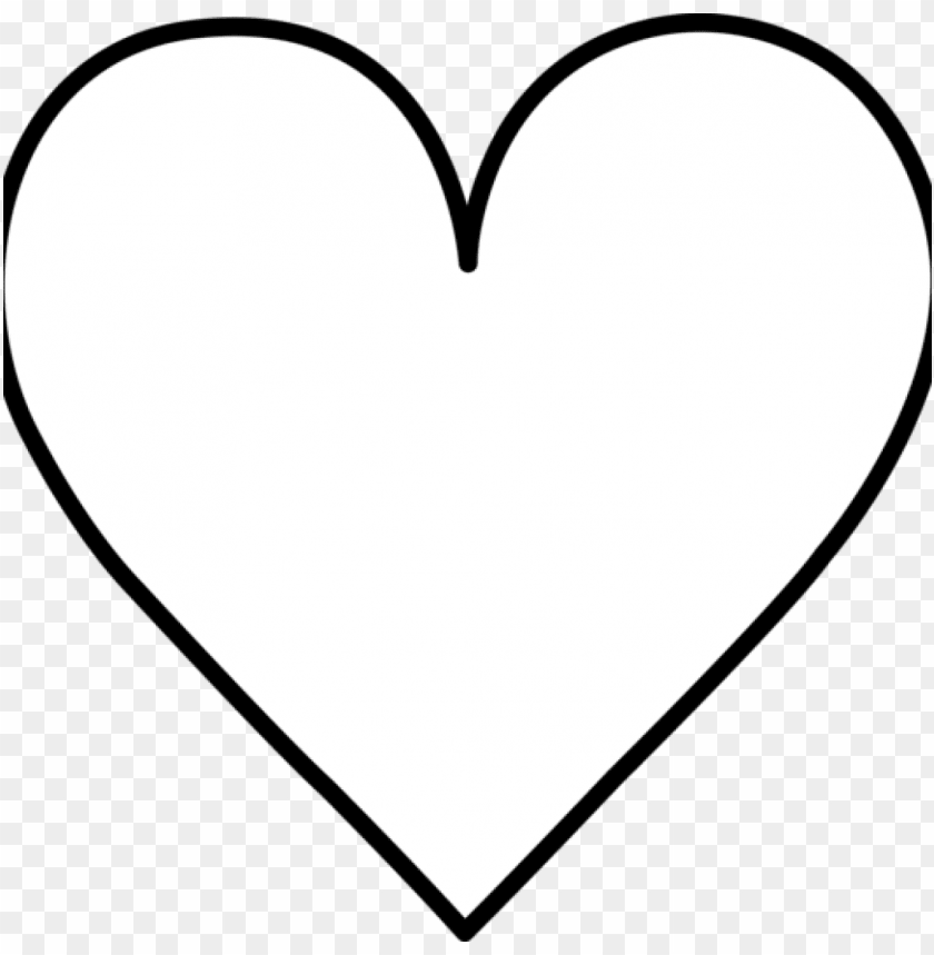 black and white heart images heart clipart free black