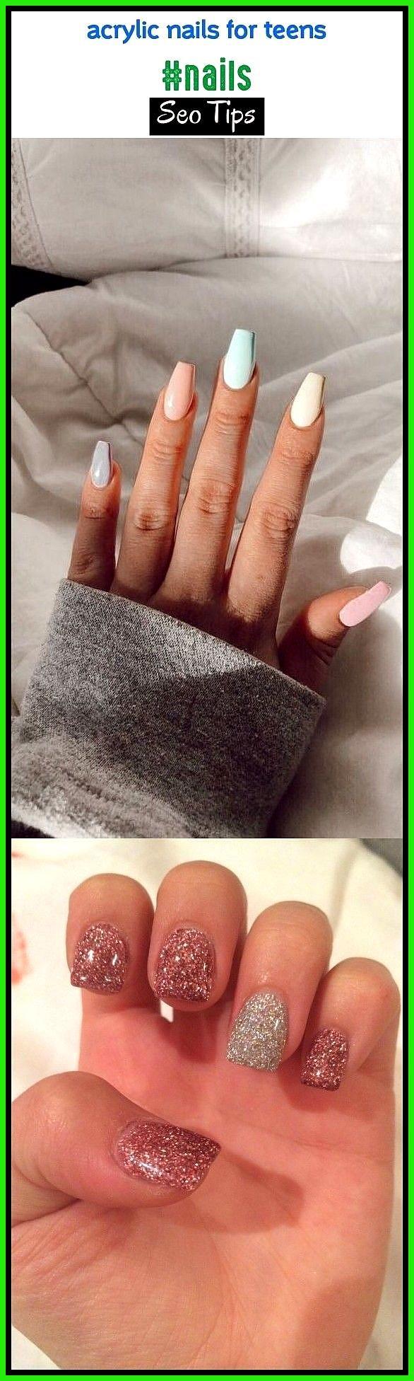 Acrylic nails for teens nails seo beauty acrylic nails coffin acrylic nails shor…