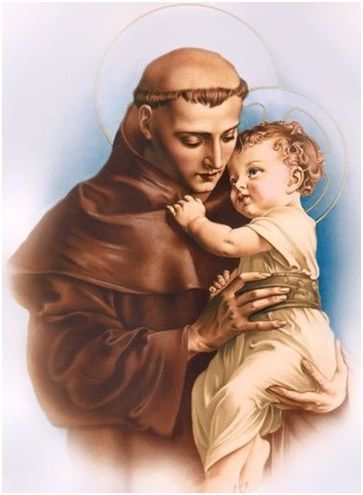 San Antonio De Padua Oración Para Causas Imposibles Oracion A San Antonio San Antonio De Padua Dia De San Antonio