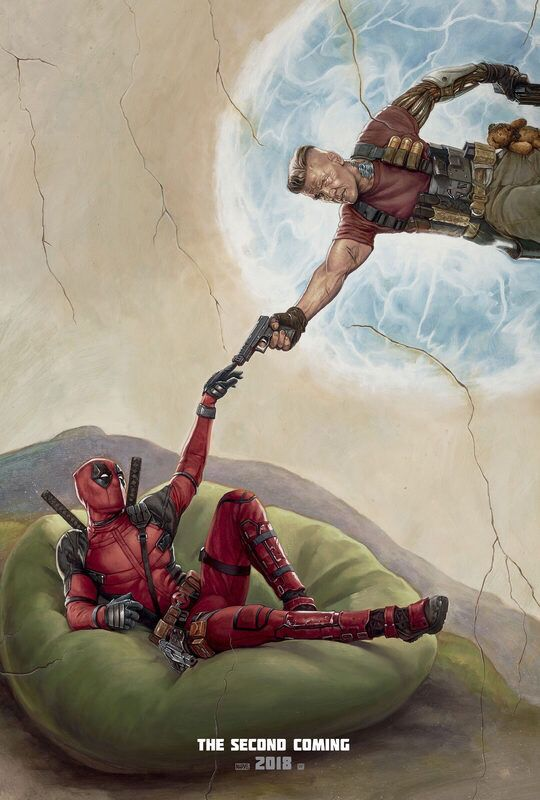 Watch Deadpool 2 Full-Movie Streaming