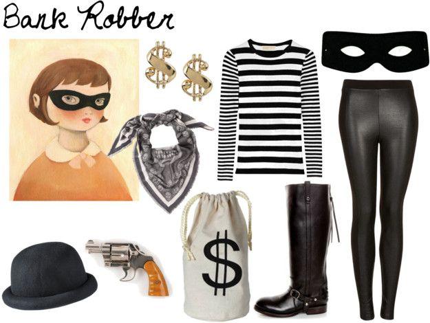 Robber // www.dapperdetails.com