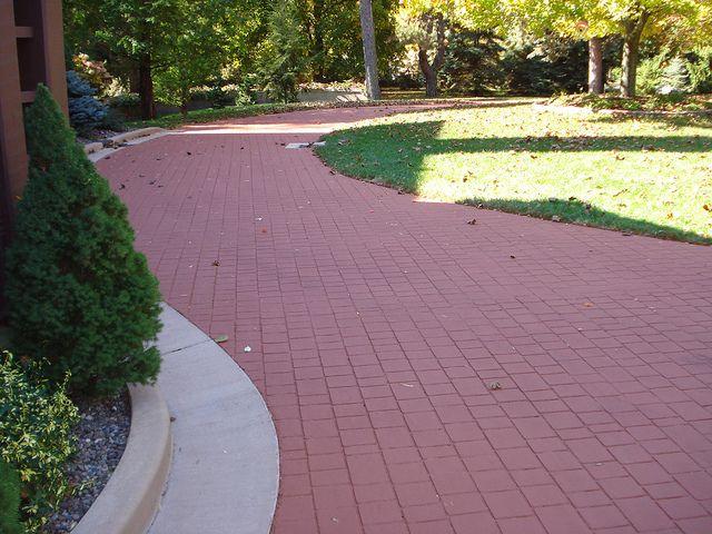 Streetprint asphalt driveway asphalt driveway brick for Can i paint asphalt driveway