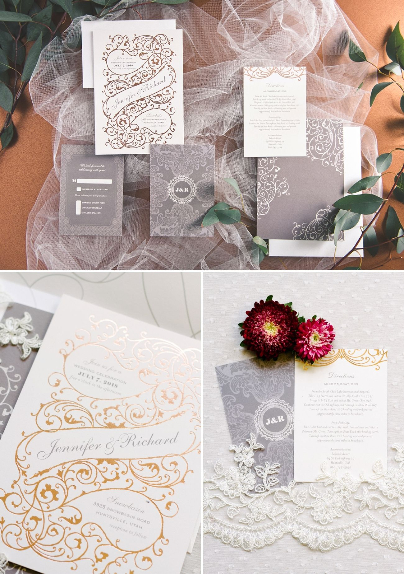 Invitations For Every Wedding Style From Wedding Paper Divas Wedding Paper Wedding Paper Divas Paper Divas