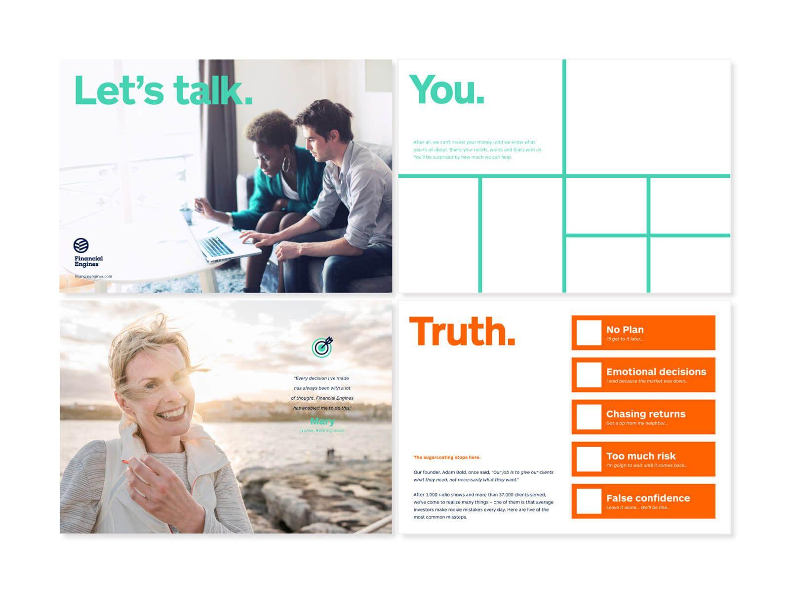 金融引擎 MetaDesign EN Creative branding, Branding