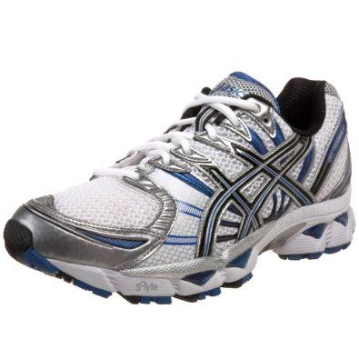 tenaz Hermano cambiar  My retiring training shoes: Asics Nimbus 12; very durable and comfortable |  Asics running shoes, Running shoes for men, Asics