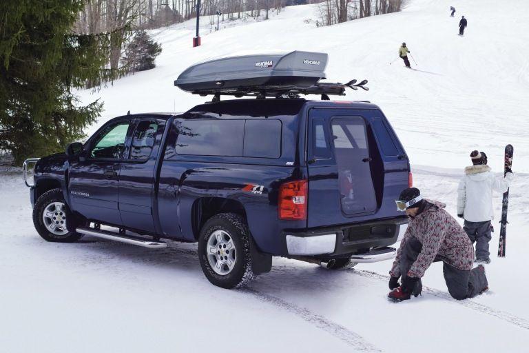 Chevy 3500 Dually Towing Capacity >> MX Series Truck Cap - Walk-In Door - Chevy/GMC Silverado 1500   Year Range: 2008 - 2013   Trucks ...