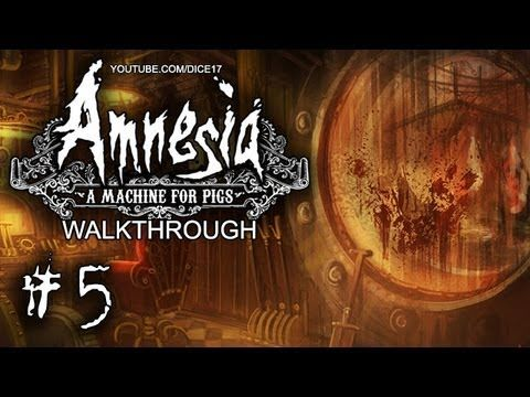 Amnesia A Machine For Pigs Part 5 Factory With Images