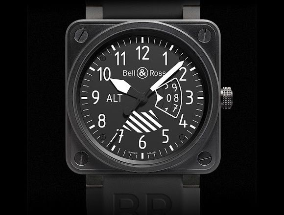 bell & ross altimeter watch - Google Search