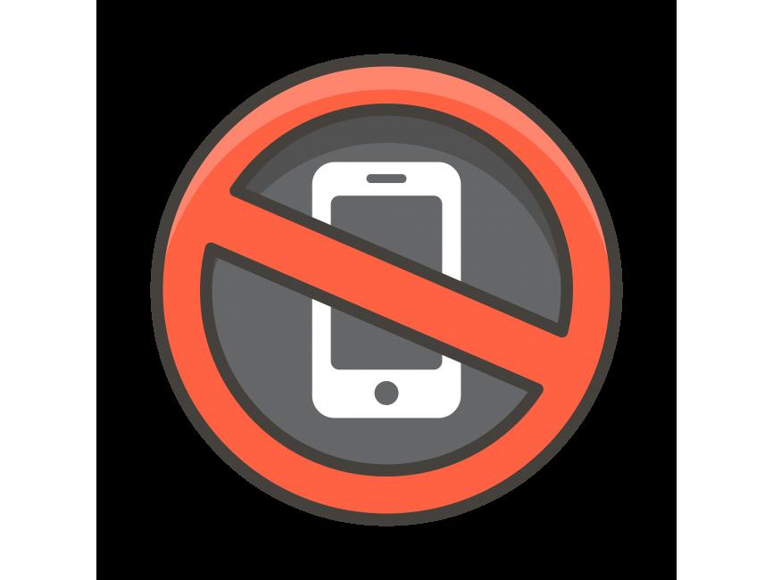 No Mobile Phones Emoji Png Transparent Emoji Freepngimage Com
