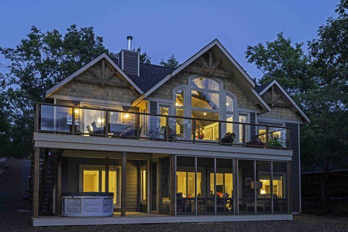 House Plans - Loon Lake - Linwood Custom Homes | House | Pinterest ...