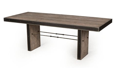 Bina Gerard Dining Table Driftwood