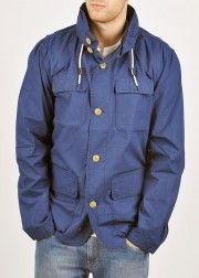 WeSC Labert Jacket in Blue
