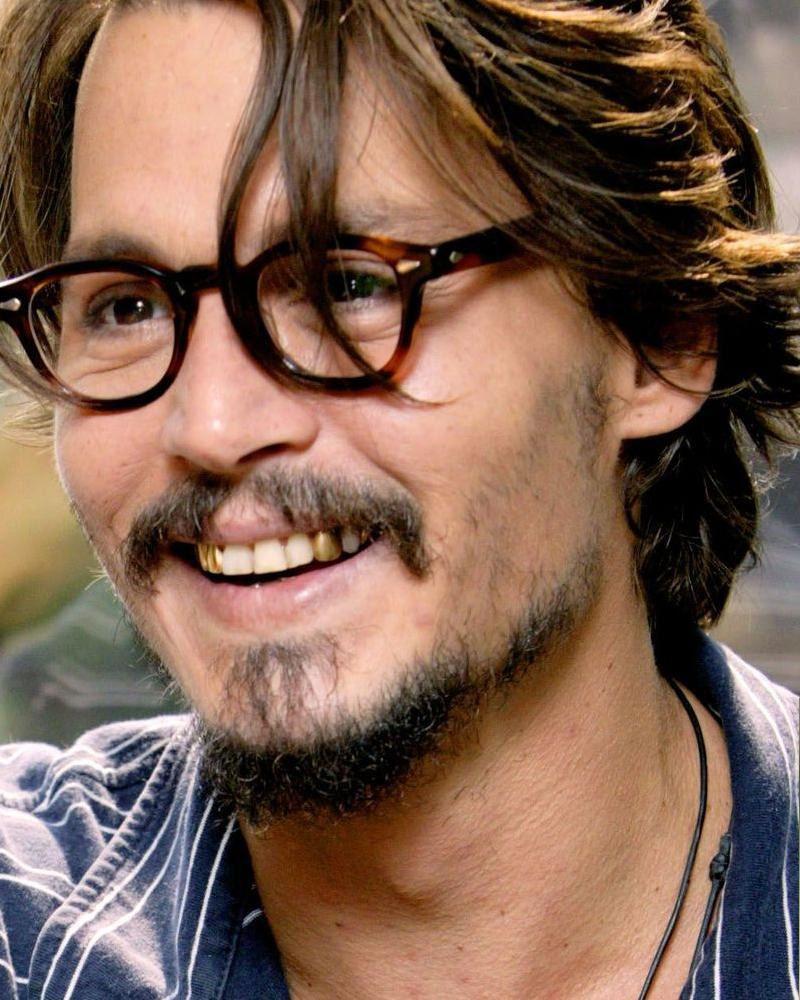 Johnny Depp Sorrindo - Pesquisa Google Amooooo Estrelas Atores