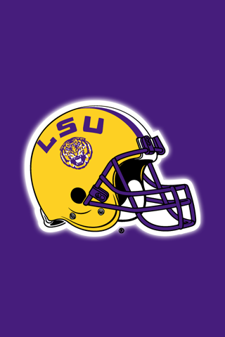 Lsu Tigers Iphone Wallpapers For Any Iphone Model Lsu Tigers Football Tiger Football Football Wallpaper
