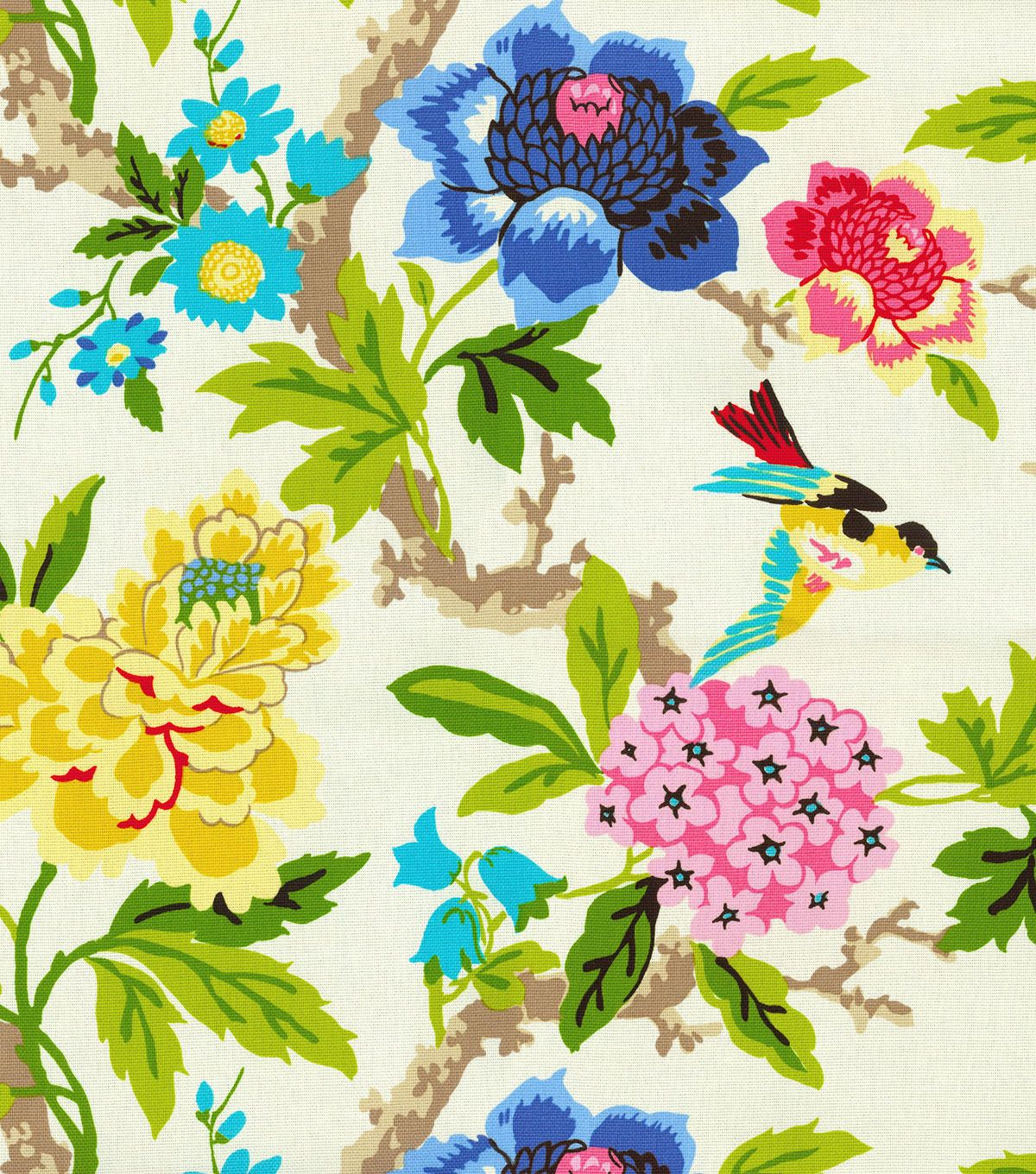 Waverly fabrics cheap tuileries garden waverly waverly for Waverly wallpaper