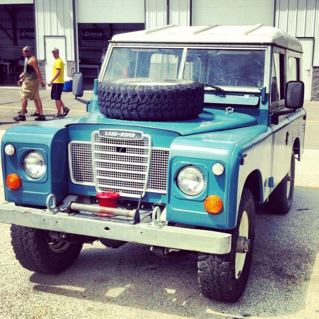 Old School Land Rover What A Dreaaaaam Land Rover Land Rover